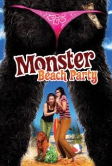 Ver película Monster Beach Party