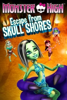 Monster High: Escape From Skull Shores on-line gratuito