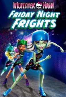 Película: Monster High: Monstruitas sobre ruedas