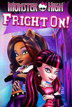 Película: Monster High: Guerra de colmillos