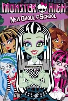 Monster High: La chica nueva del Insti online