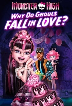 Película: Monster High: Un romance monstruoso