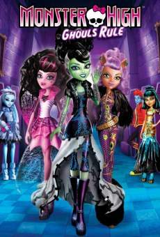 Monster High: Ghouls Rule on-line gratuito