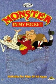 Película: Monster in My Pocket: The Big Scream