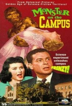 Película: Monster on the Campus