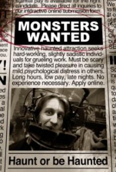 Monsters Wanted online