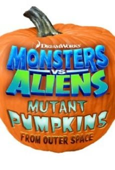 Monsters vs Aliens: Mutant Pumpkins from Outer Space on-line gratuito