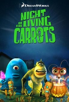 Monsters vs. Aliens: Night of the Living Carrots on-line gratuito