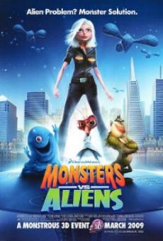 Monsters vs. Aliens on-line gratuito