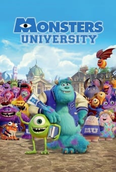 Monstruos University online gratis