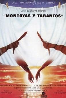 Montoyas y Tarantos on-line gratuito