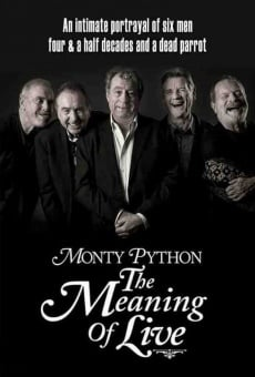Ver película Monty Python: The Meaning of Live