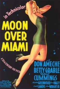 moon over miami 1941 film en fran ais cast et bande annonce. Black Bedroom Furniture Sets. Home Design Ideas