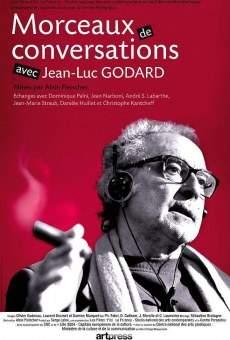 Película: Morceaux de conversations avec Jean-Luc Godard