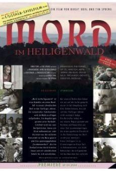 Ver película Mord im Heiligenwald