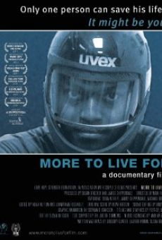 Película: More to Live For