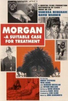 Ver película Morgan, un caso clínico