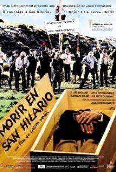 Morir en San Hilario on-line gratuito