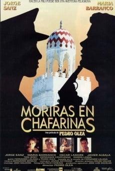 Ver película Morirás en Chafarinas