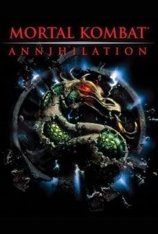 Mortal Kombat: Aniquilación online
