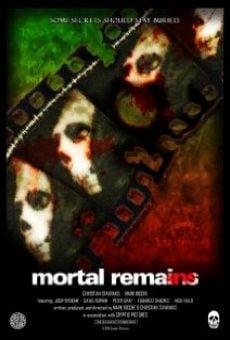 Watch Mortal Remains online stream