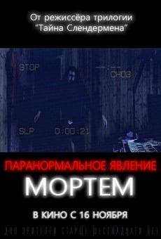 Ver película Mortem