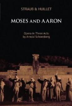 Película: Moses und Aron