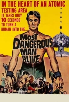 Película: Most Dangerous Man Alive