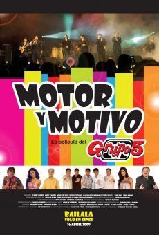 Motor y Motivo: La película online