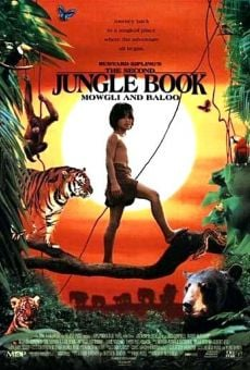 Rudyard Kipling's The Second Jungle Book: Mowgli and Baloo on-line gratuito