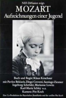 Mozart - Aufzeichnungen einer Jugend on-line gratuito