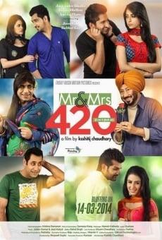 Ver película Mr. & Mrs. 420
