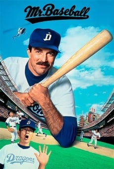 Película: Mr. Baseball