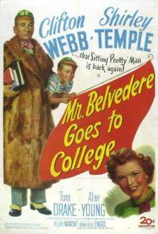 Mr. Belvedere Goes to College on-line gratuito