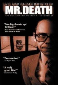 Película: Mr. Death: The Rise and Fall of Fred A. Leuchter, Jr.