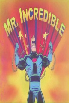 The Incredibles: The Adventures of Mr. Incredible and Pals on-line gratuito