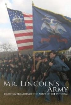 Ver película Mr Lincoln's Army: Fighting Brigades of the Army of the Potomac
