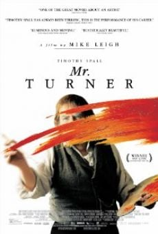 Mr. Turner on-line gratuito