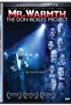 Película: Mr. Warmth: The Don Rickles Project