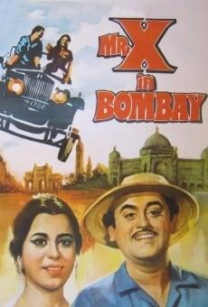 Mr. X in Bombay