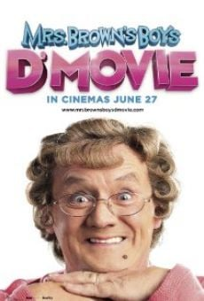 Película: Mrs. Brown's Boys D'Movie