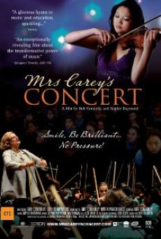 Mrs. Carey's Concert on-line gratuito