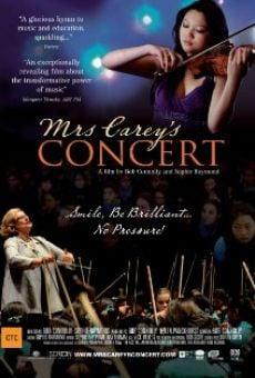 Watch Mrs. Carey's Concert online stream