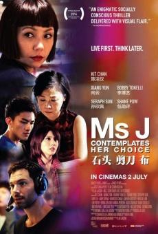 Ver película Ms J Contemplates Her Choice
