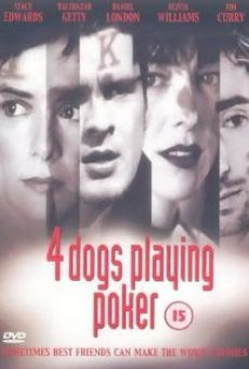 Four Dogs Playing Poker on-line gratuito