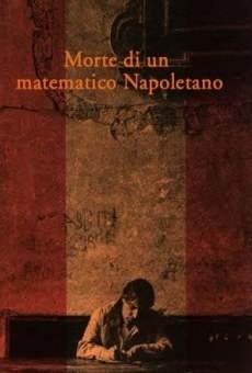 Morte di un matematico napoletano on-line gratuito
