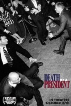 Death Of A President on-line gratuito