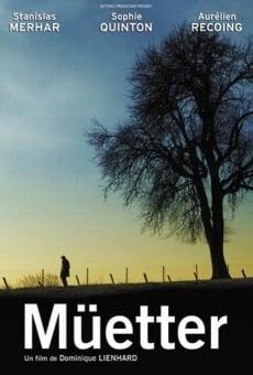 Ver película Müetter