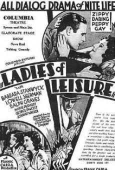 Ladies of Leisure on-line gratuito