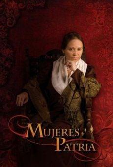 Mujeres patria on-line gratuito